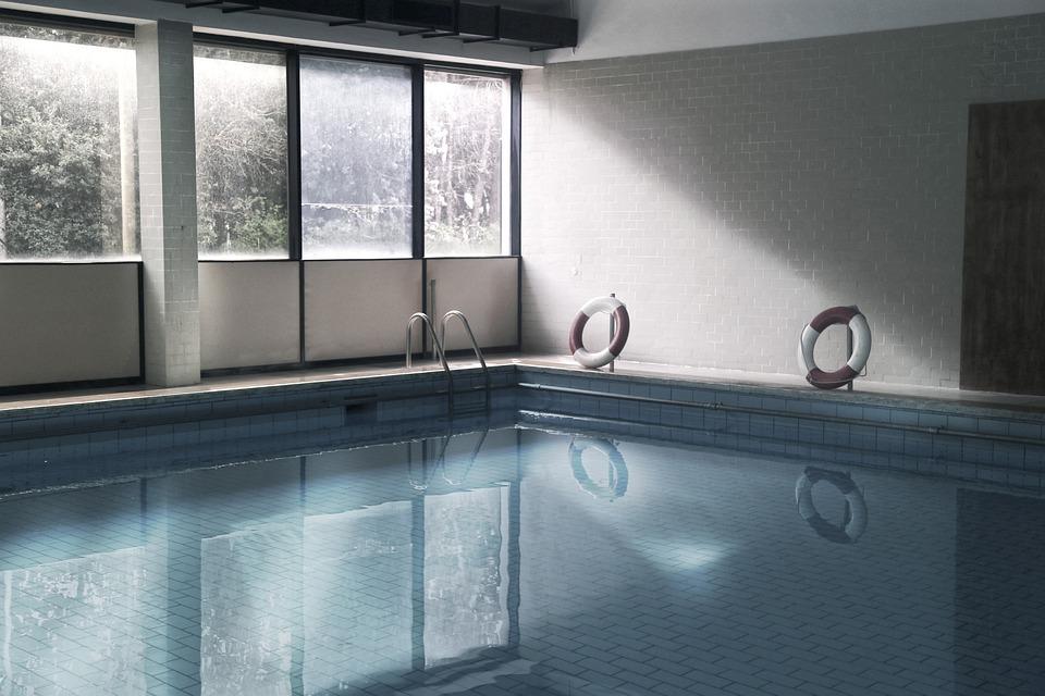 bazén uvnitř