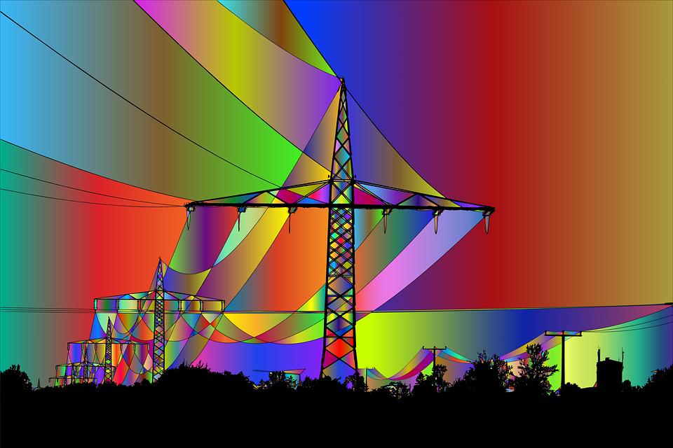 energetické věže