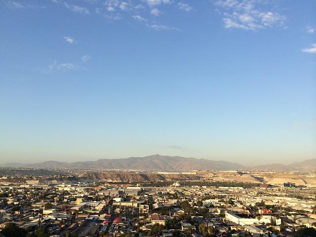 město tijuana
