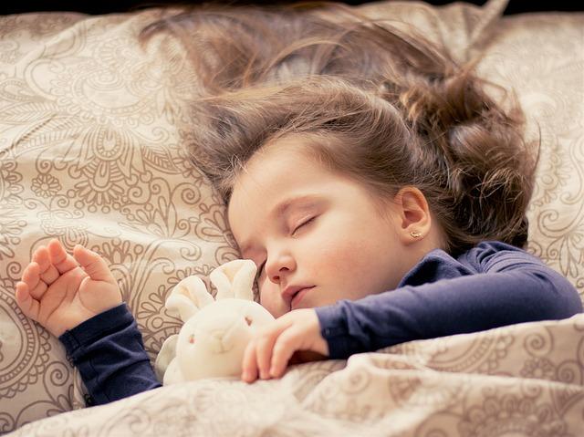 Dítě spánek