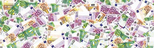 bankovky EU